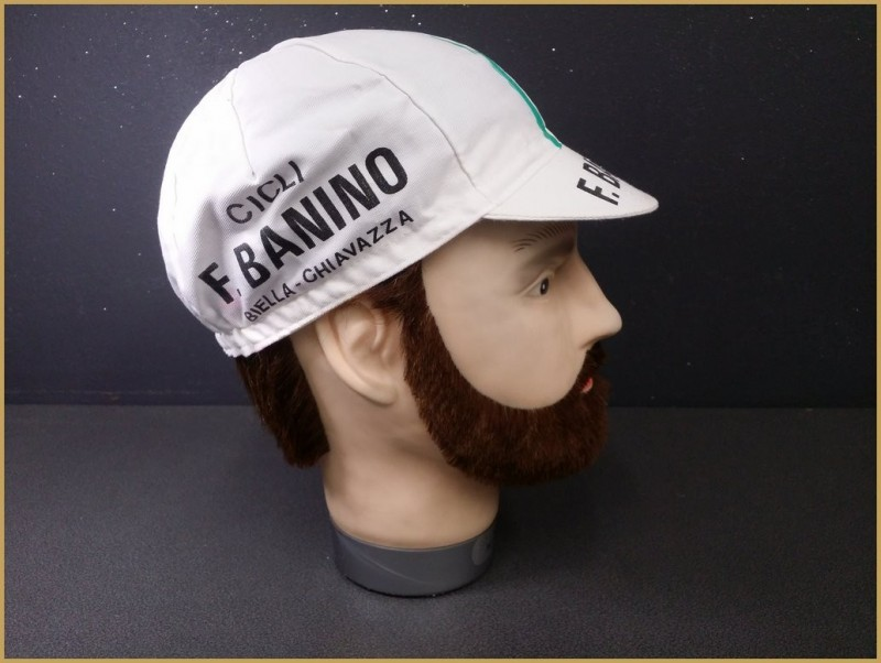 "Mütze ""CICLI BANINO"" (Ref 85)"
