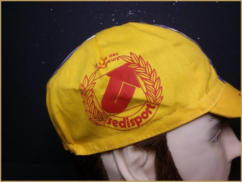 """Cap """"AVAM SEGROR / SEDISPORT"""" (Rif 87)"""