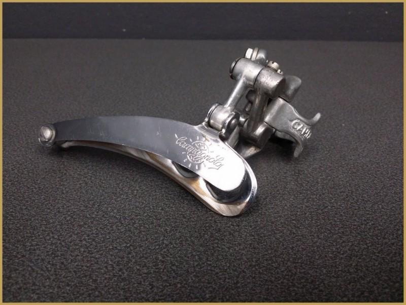"""Deragliatore anteriore CAMPAGNOLO RECORD"""" (Rif 815)"""