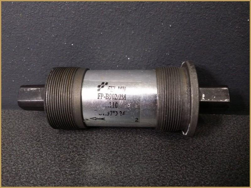 """Axe de pédalier """"FP-B902"""" 110mm (Ref 171)"""