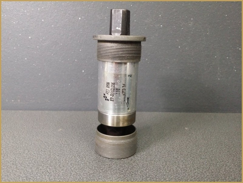"Manivela eje ""FP-B902"" 110mm (Ref 171)"