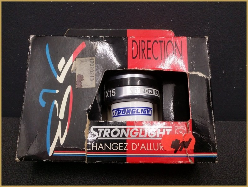 "Jeu de Direction NOS ""STRONGLIGHT X15"" 1 1/8 (Ref 288)"