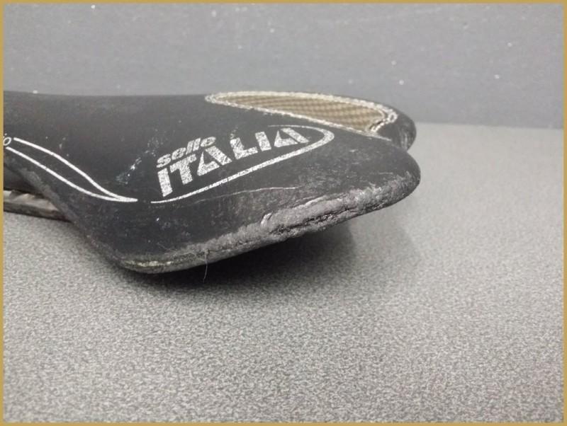 """Selle Italia """"SLR CARBONIO"""" (Ref 148)"""