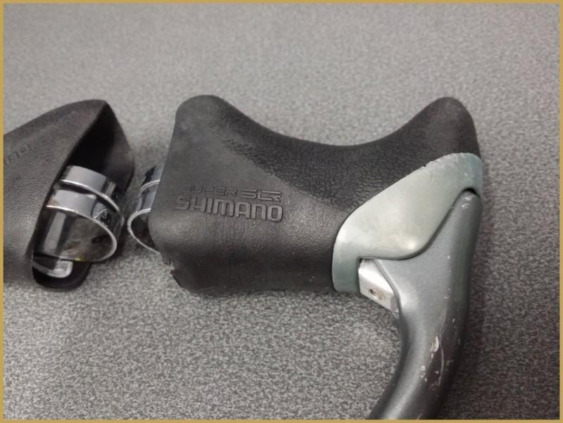 "Brake levers ""SHIMANO 600"" (Ref 339)"