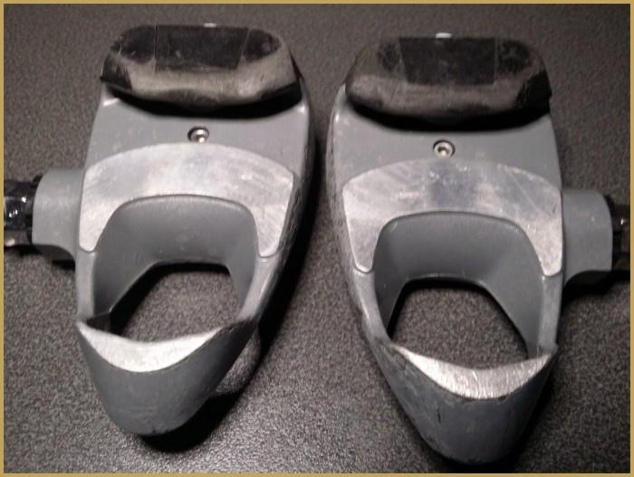 "Pedale automatisch ""CAMPAGNOLO CHORUS QR"" (Ref 422)"