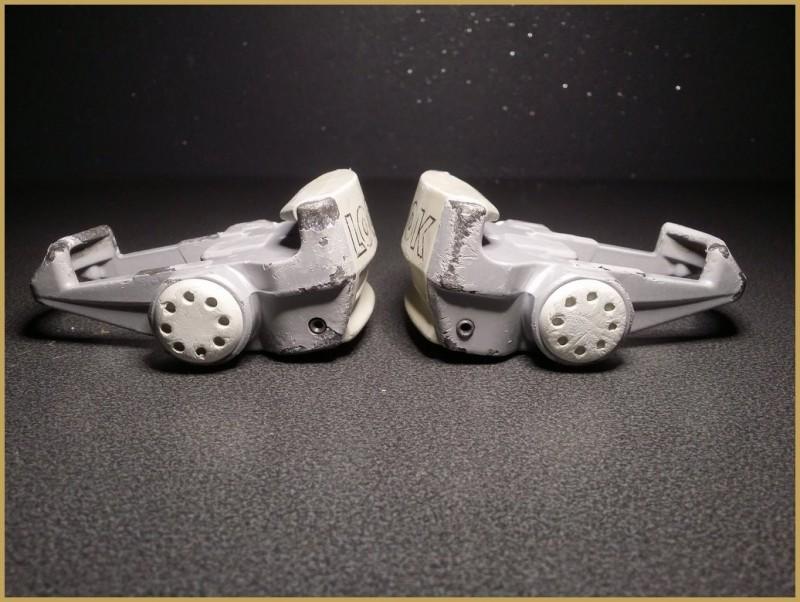 "Pedale automatik-LOOK ""PP66"" BSC (Ref 420)"