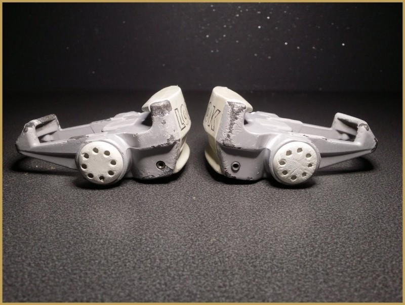 """Pedals automatic """"LOOK PP66"""" BSC (Ref 420)"""
