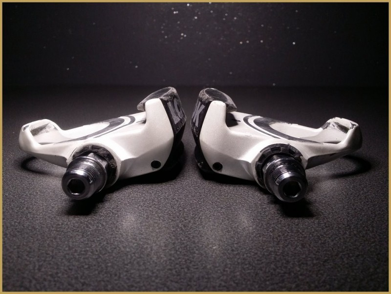 """Pedals automatic """"LOOK ARC"""" (Ref 419)"""