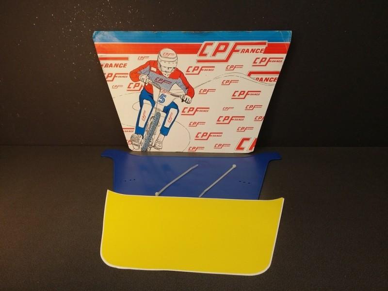 Plaque de course BMX (Ref 02)