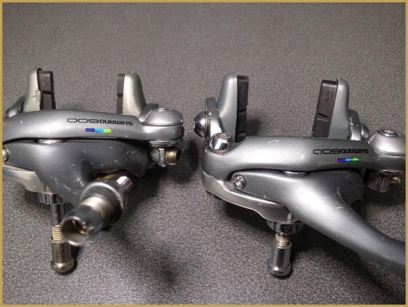 """Etriers de frein """"SHIMANO 600"""" (Ref 308)"""