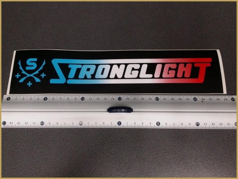 "Sticker ""STRONGLIGHT"""