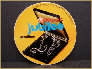 """Sticker """"HURET JUBILEE"""""""