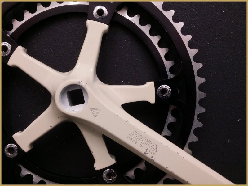 "Kettenradgarnitur ""GIPIEMME"" 170mm (Ref 476)"