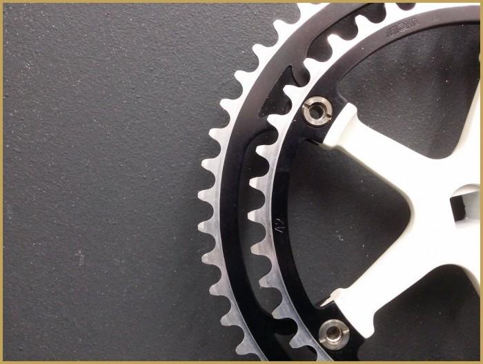 """Crank """"GIPIEMME"""" 170mm (Ref 476)"""