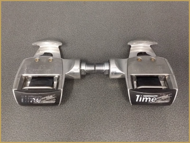 "Pedals automatic ""TIME CRITERIUM PRO"" (Ref 446)"