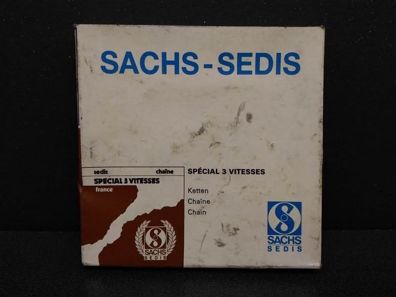 "Chaine SACHS ""SEDIS SV3"" 3 vitesses"