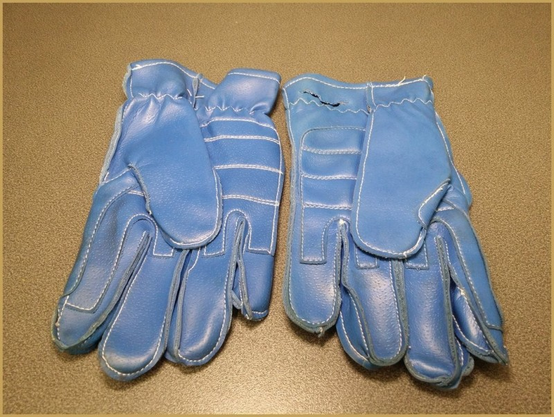 "Gants RALEIGH ""BMX OLD SCHOOL"""
