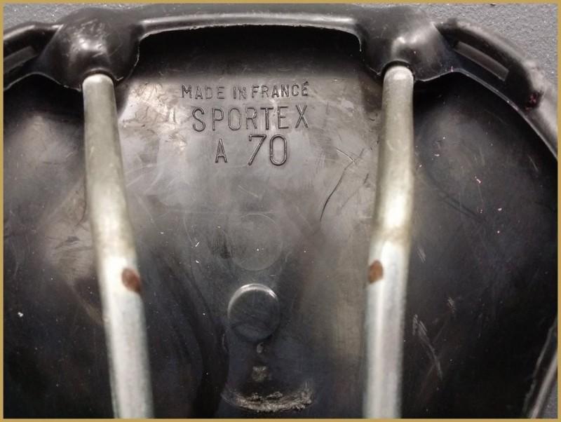 "Saddle ""SPORTEX"" (Ref 164)"