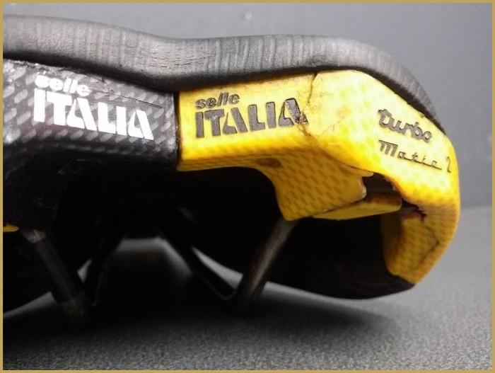 "Selle Italia ""TURBO MATIC 2"" (Ref 168)"