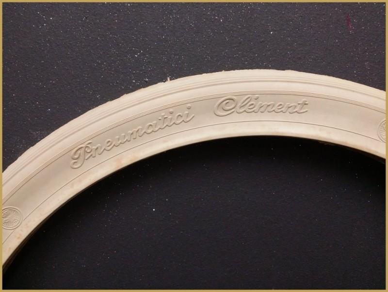 """Paire de pneu """"CLEMENT 400 x 32A"""""""