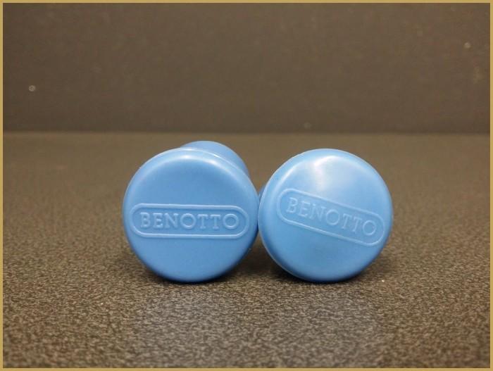 """Lenkerband UNSERE """"BENOTTO blau"""" (Ref 35)"""