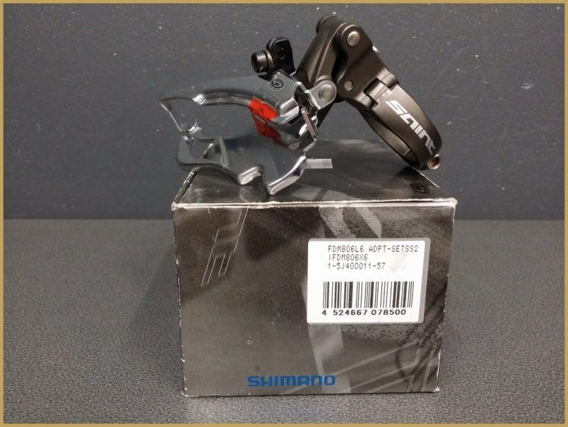 """Deragliatore anteriore """"SHIMANO SAINT"""" (Rif 953)"""