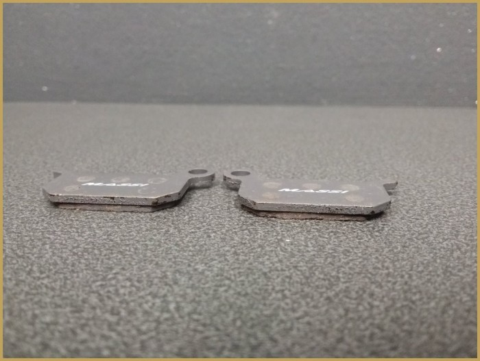"Disc brake pads FORMULA B4"" (Ref 60)"