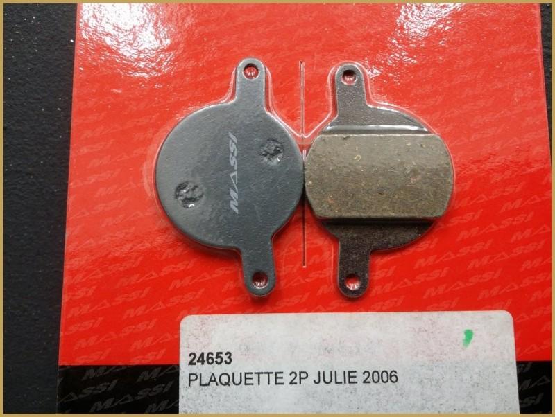 """Pads for disc-brake """"MAGURA JULIE"""" (Ref 58)"""