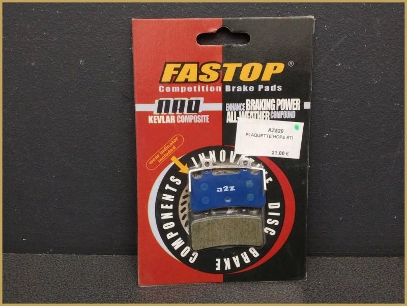 "Disc brake pads HOPE MONO 6Ti"" (Ref 31)"