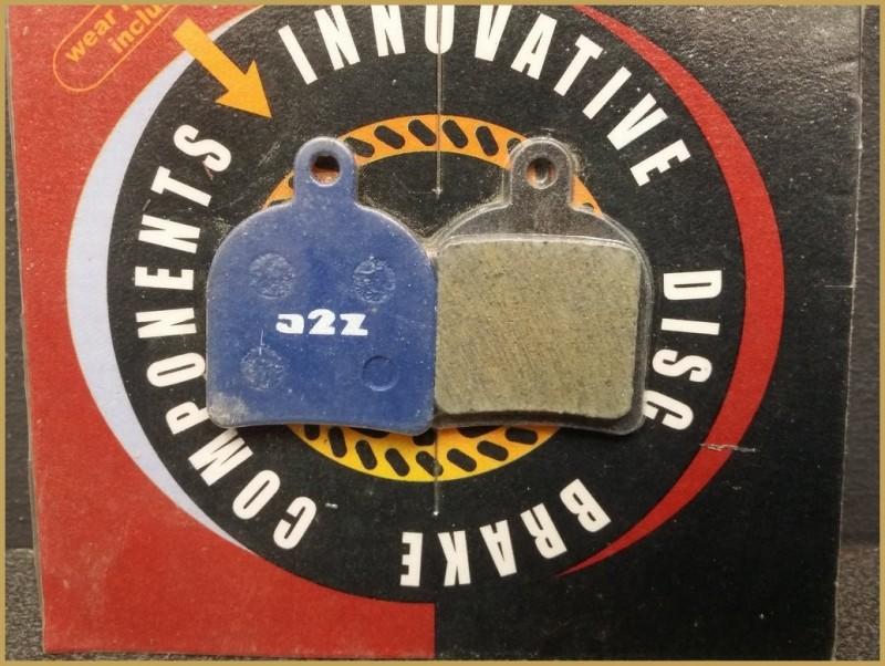 "Disc brake pads HOPE MONO TRAIL"" (Ref 29)"