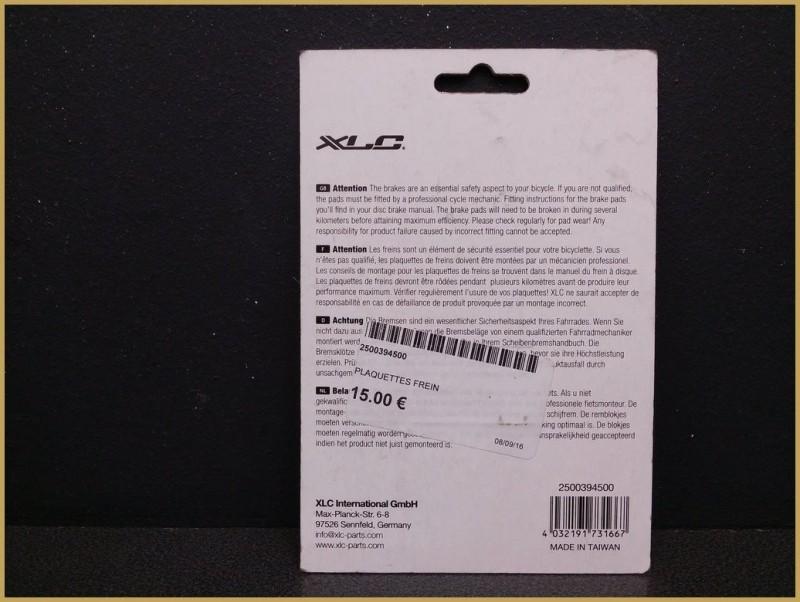 """Plaquettes de frein à disque """"AVID BB5"""" (Ref 32)"""