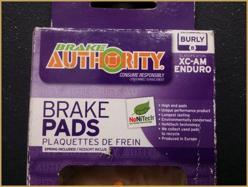"Disc brake pads ""HAYES TRAIL / GRAM"" (Ref 35)"