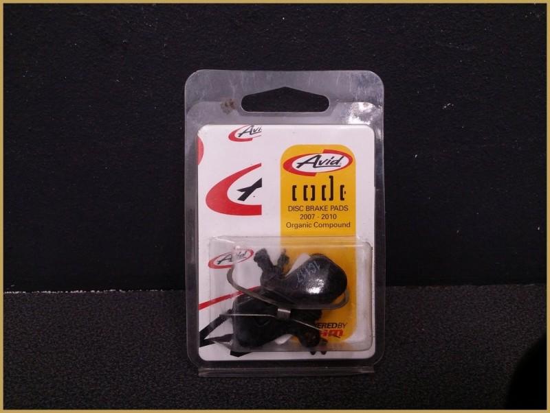 """Disc brake pads """"AVID"""" (Ref 38)"""