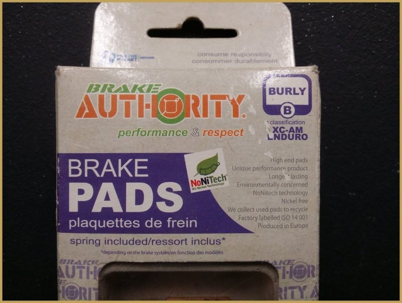 "Disc brake pads HOPE 4 piston / M4"" (Ref 48)"