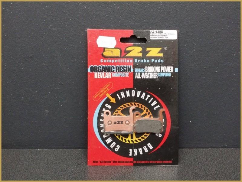 """Disc brake pads """"SHIMANO / TEKTRO"""" (Ref 54)"""