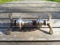 Buje delantero de acero chapado en níquel 36t (Ref 01)