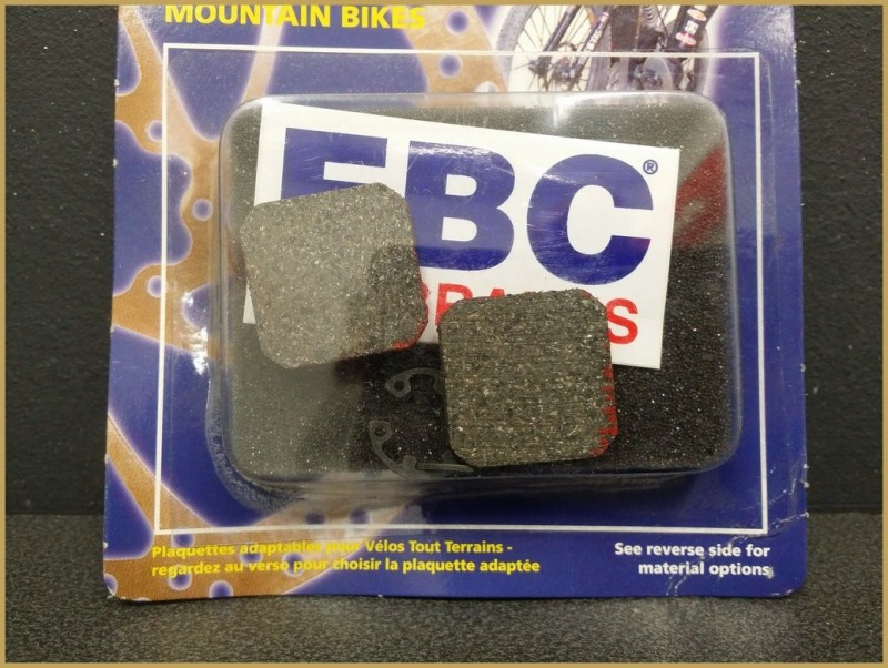 "Disc brake pads FORMULA HYDAULIC RED"" (Ref 47)"