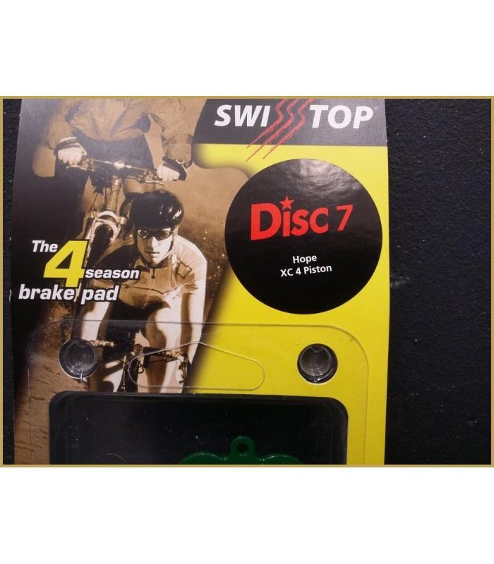 "Disc brake pads HOPE XC 4-PISTON"" (Ref 65)"