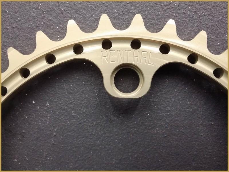 "Altopiano BMX ""RENTHAL"" 37d (Rif 432)"
