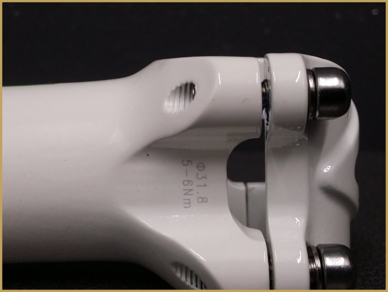 "Stem Aheadset ""RCZ"" 110mm (Ref 498)"