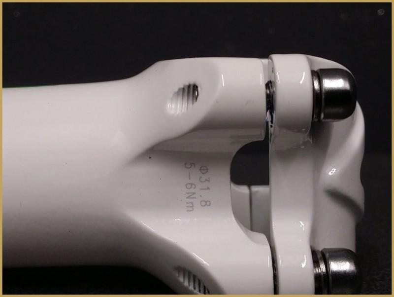 """Vorbau Aheadset """"RCZ"""" 110mm (Ref 498)"""