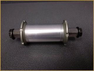 """Axe de pédalier NOS """"MAVIC 610"""" 116mm (Ref 212)"""