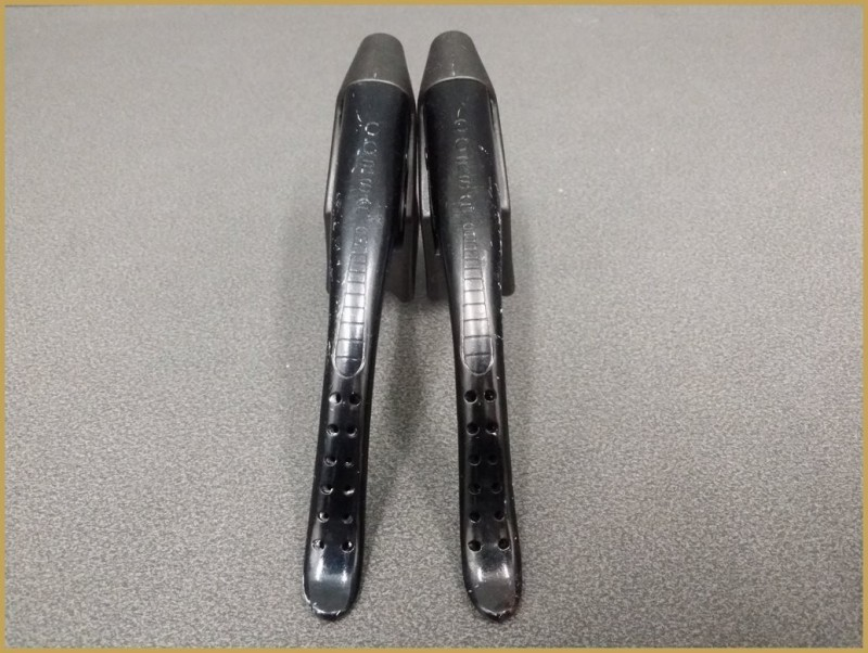 """Brake levers """"MODOLO CORSA"""" (Ref 376)"""
