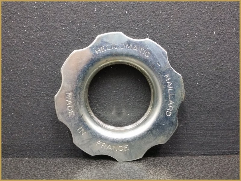 """Nut tightening """"Helicomatic"""" OUR (Ref 04)"""