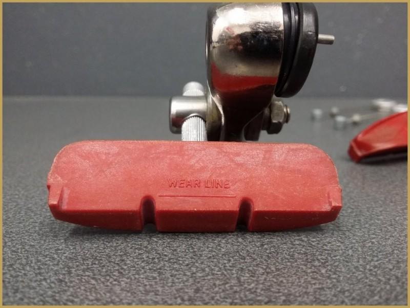 "Etriers de frein Cantilever ""SHIMANO STX-RC"" (Ref 337)"