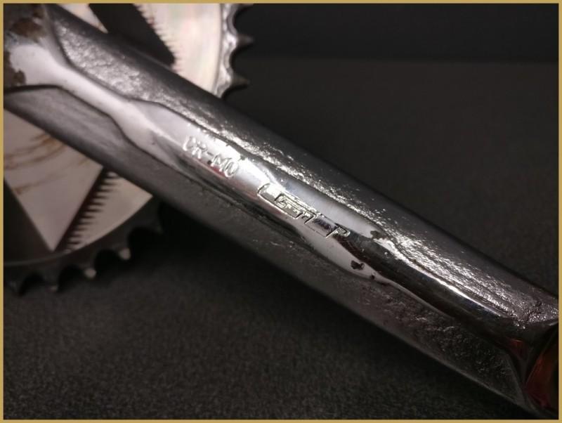 """Manivela de BMX """"CARRERA GT"""" 175mm (Ref 491)"""
