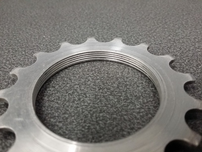 "Sprocket ALU ""EVEREST STAR"" 16d (Ref 39)"