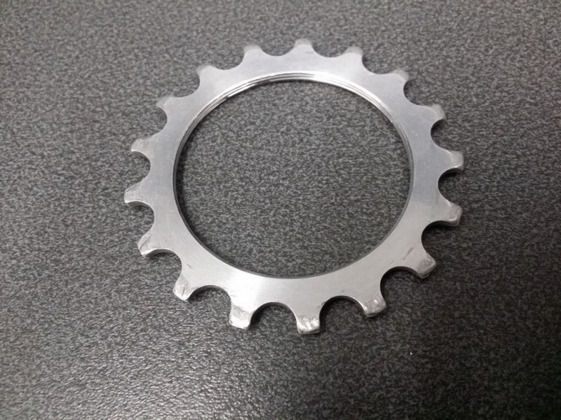 "Sprocket ALU ""EVEREST STAR"" 17d (Ref 45)"