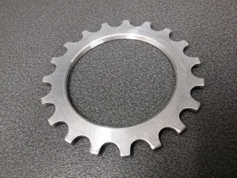 """Pinion OUR ALU """"EVEREST STAR"""" 19d (Ref 46)"""