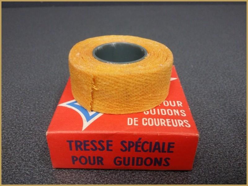"Handlebar tape OUR ""GUIDOPLAST"" Orange (Ref 49)"